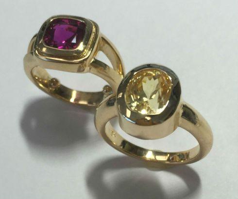 Barb's Rings