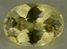 YS015 393ct Oval